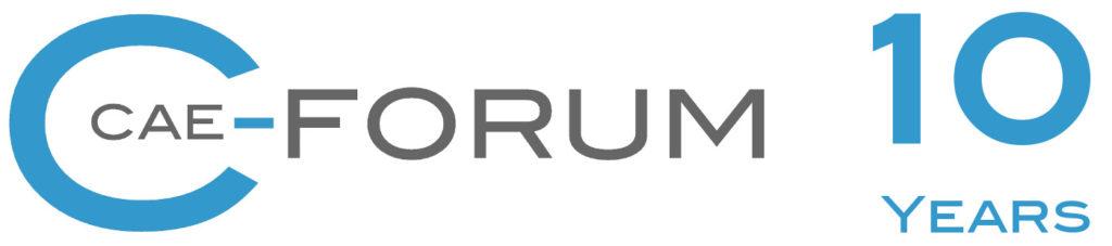 CAE-Forum 10 Years