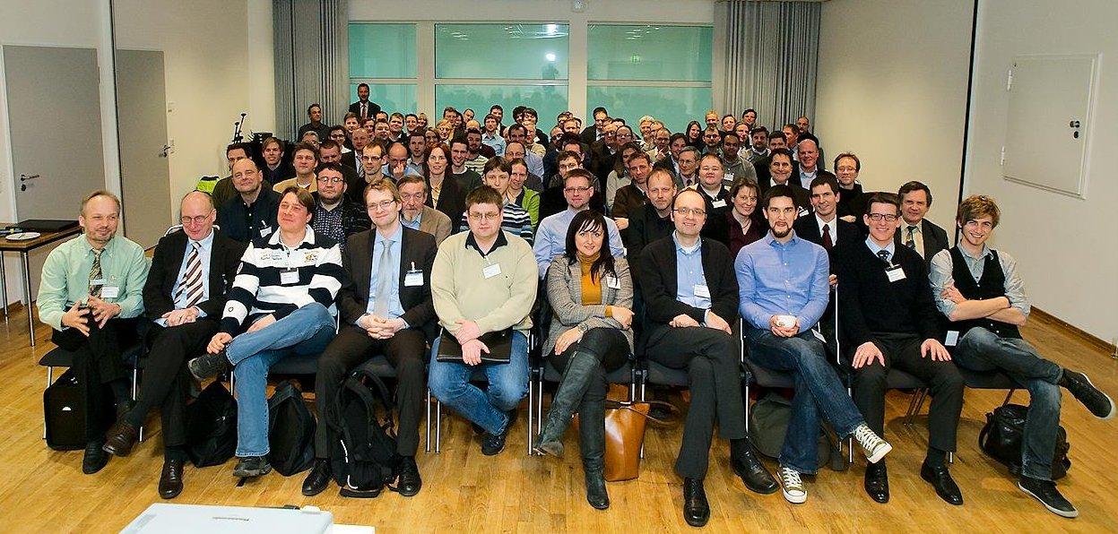 Die Teilnehmer des 5. Norddeutschen Simulationsforums