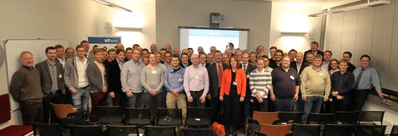 Die Teilnehmer des 8. Norddeutschen Simulationsforums