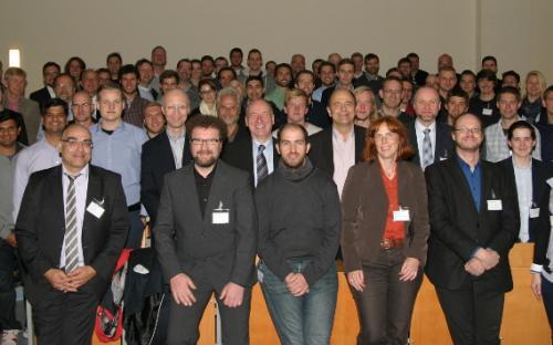 Die Teilnehmer des 11. Norddeutschen Simulationsforums