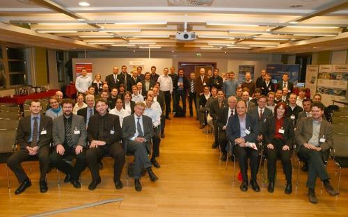Die Teilnehmer des 3. Norddeutschen Simulationsforums