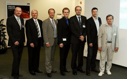 Die Vortragenden des 4. Norddeutschen Simulationsforums